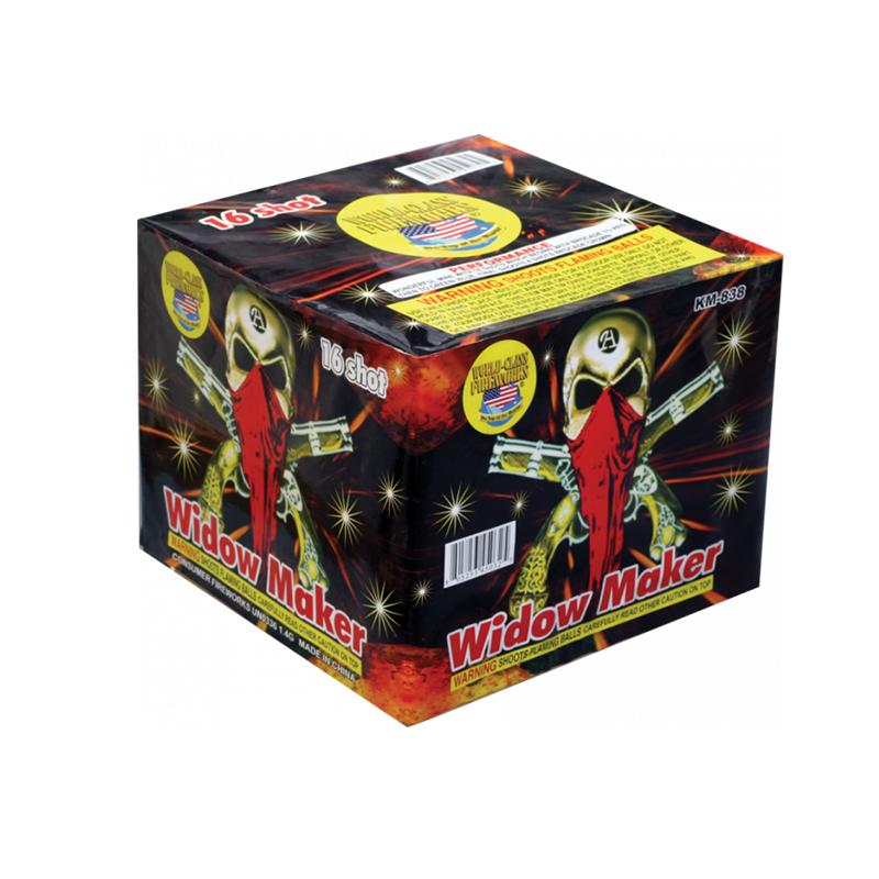 widow maker 500gram fireworks