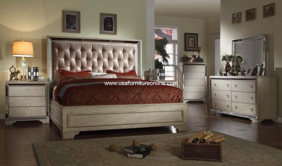 Imperiral Palace Bedoom Set