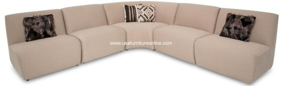 Studio Space Munich Sectional Set