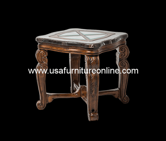 Tuscano Melange End Table