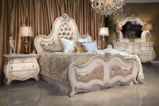 Chateau De Lago Bedroom Set