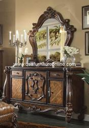 Versailles Sideboard In Cherry Oak Finish