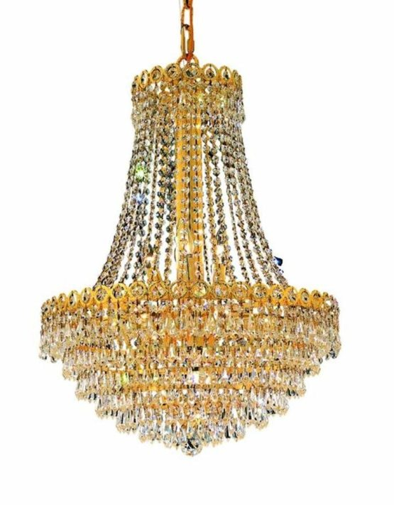 12 Lights Chandelier 1902 Century Collection