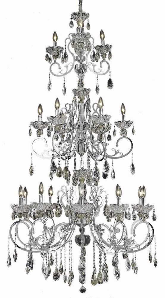 19 Lights Chandelier 2830 Aria Collection