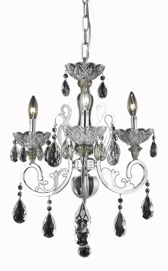 3 Lights Chandelier 2830 Aria Collection