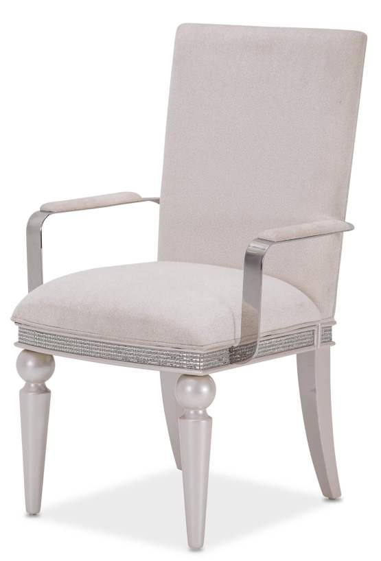 Set of 2 - Glimmering Heights Dining Arm Chair