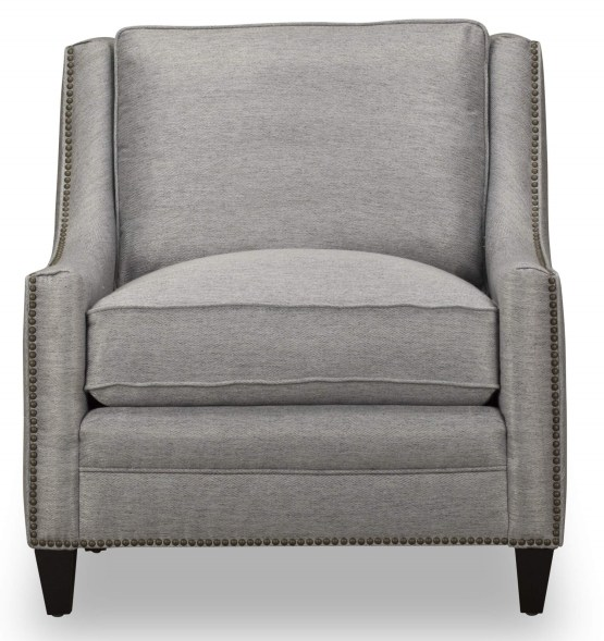 Bryce Chair Pewter By Spectra Home