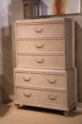 Tangier Coast 5 Drawer Chest Desert Sand