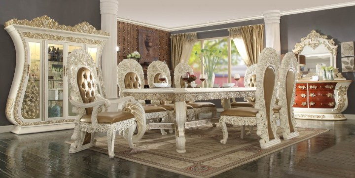 Dining Set Homey Design HD-8019