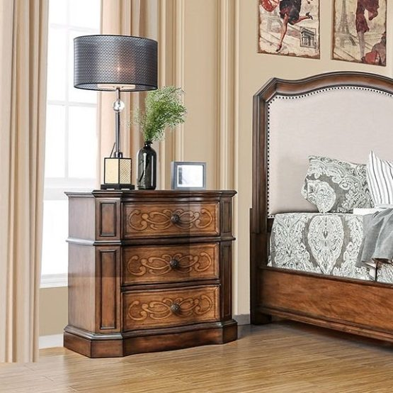 Emmaline 3 Drawer Chest