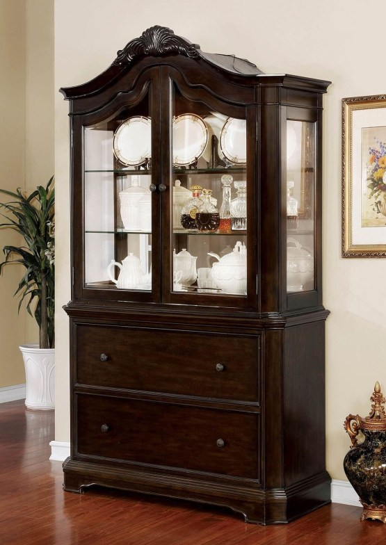 2 Piece Rosalina Buffet-Hutch
