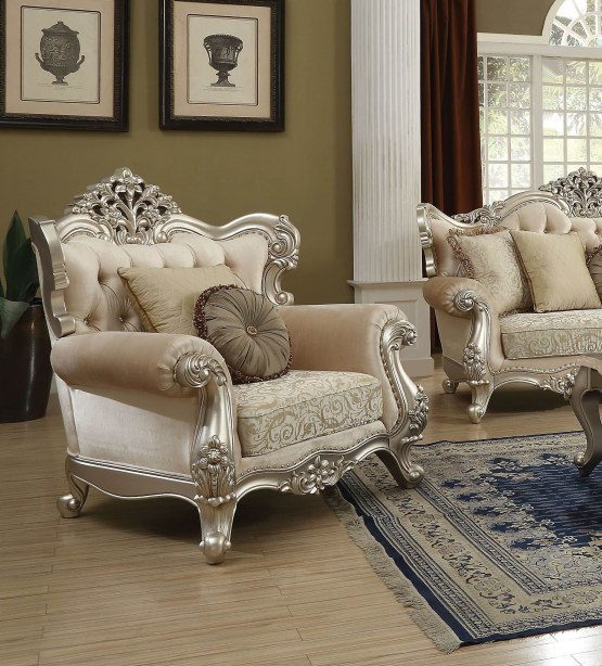 Acme Bently Traditional Chair