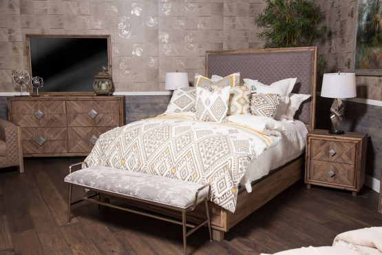 Aico Hudson Ferry Bedroom Set