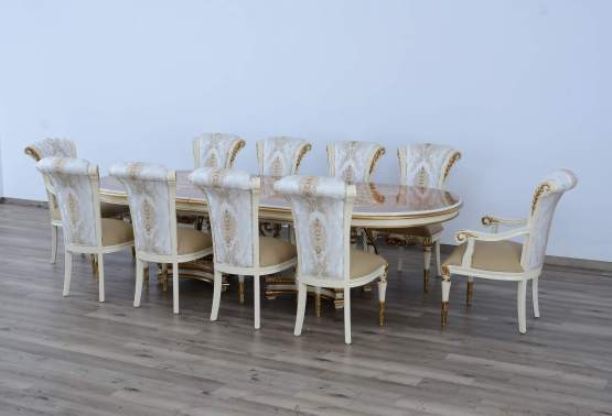 11 Piece Valentina Dining Set