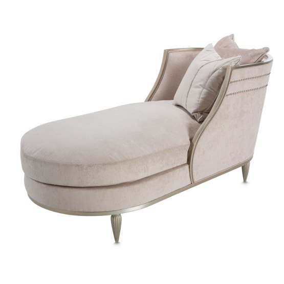 Aico London Place Chaise Lounge