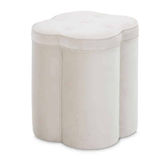 Aico London Place Vanity Stool