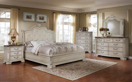 Mcferran B1000 Bedroom Set