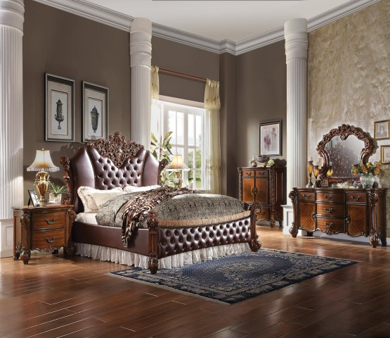 Vendome II Upholstered Bedroom Set