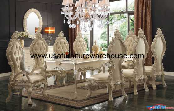HD-13012 Homey Design Dining Set