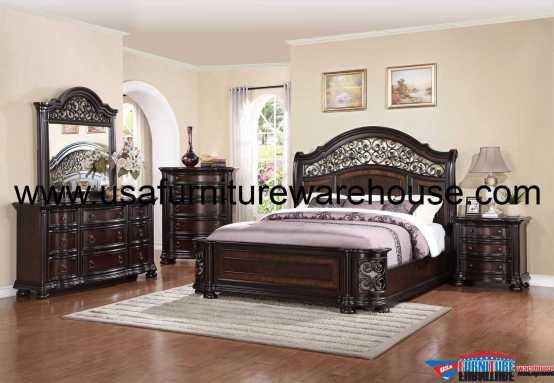 Allison Bedroom Set