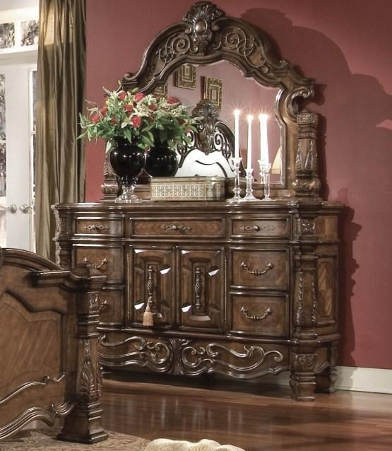AICO Windsor Court Dresser