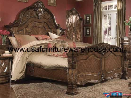 AICO Windsor Court Bed