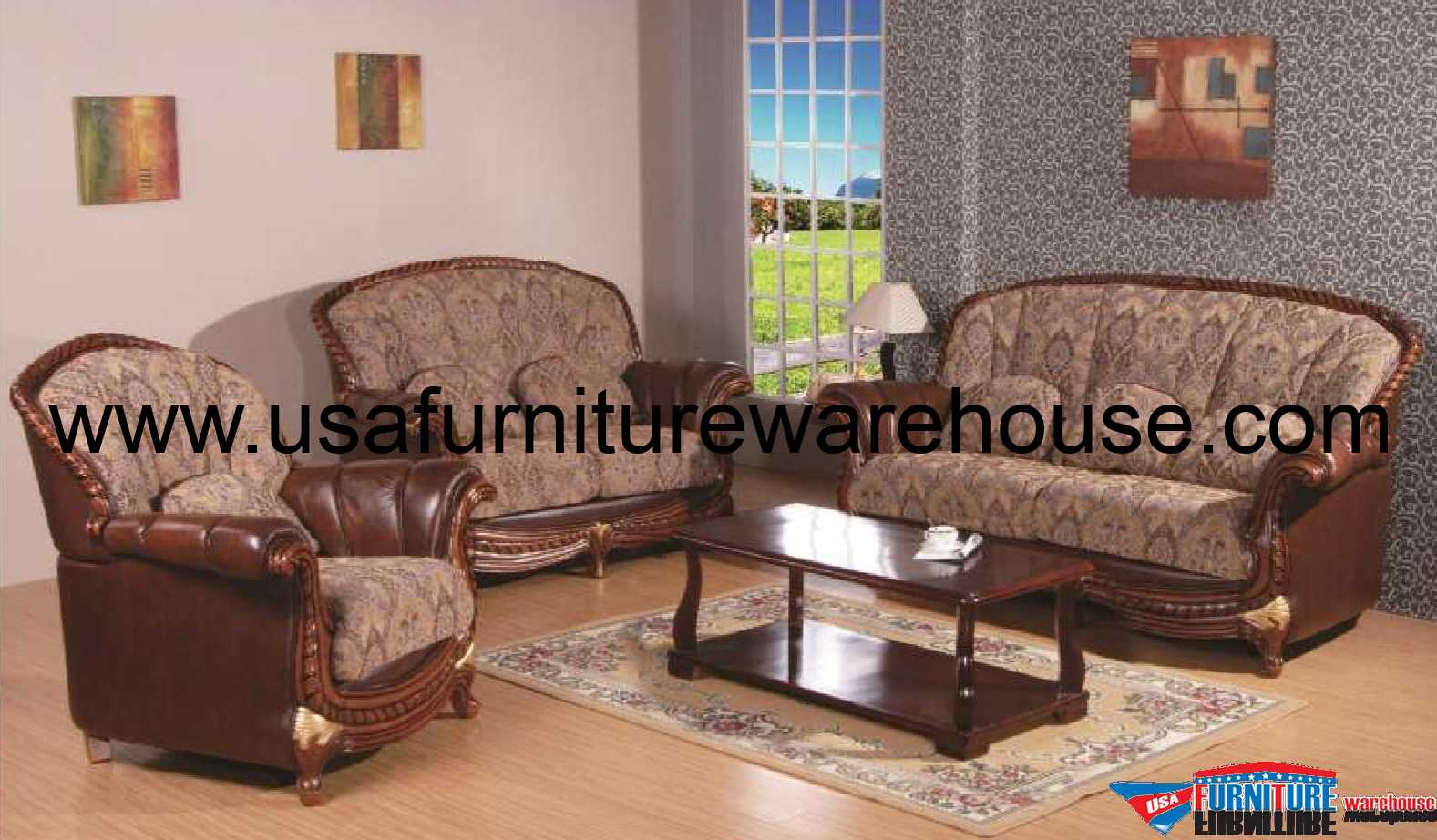 Outdoor Patio Couch Set