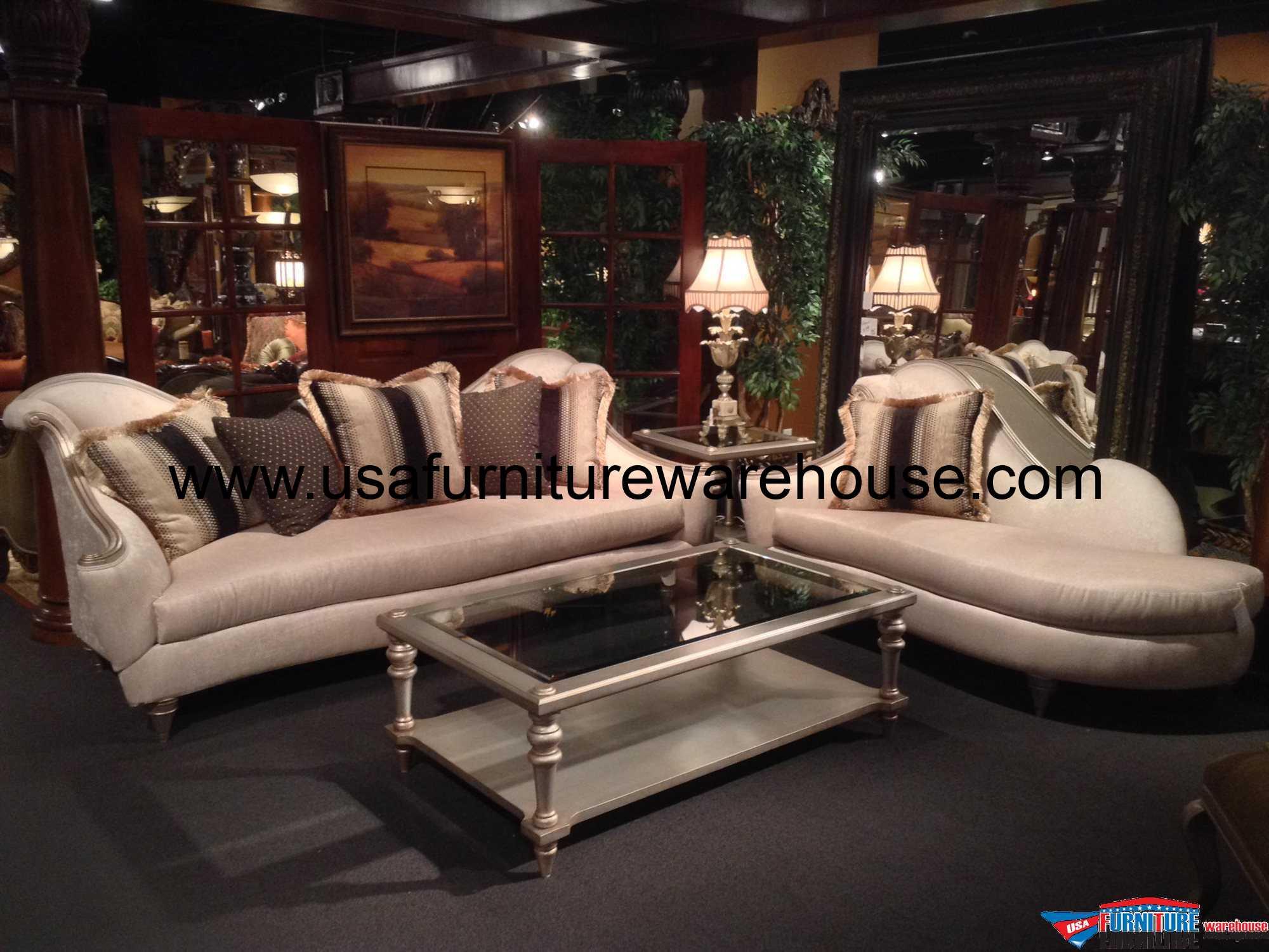 Benetti S Italia Montecito Sofa Chaise Lounge Set Usa Furniture