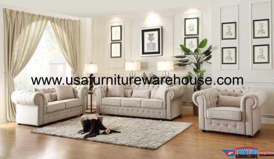 Homelegance Savonburg Sofa Set