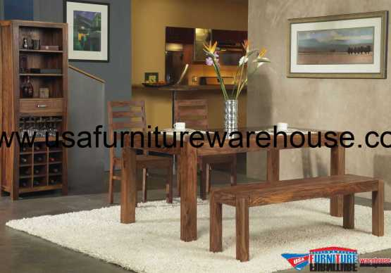4 Piece Modus Genus Dining Set