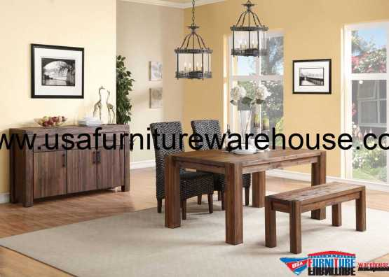 4 Piece Modus Meadow Dining Set