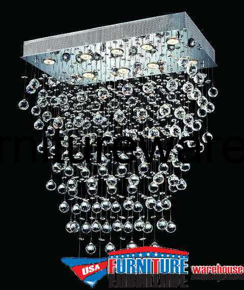 10-LED Lights Chandelier 2021 Galaxy Collection