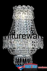 3 Lights Wall Sconce Chandelier 1900 Century Collection