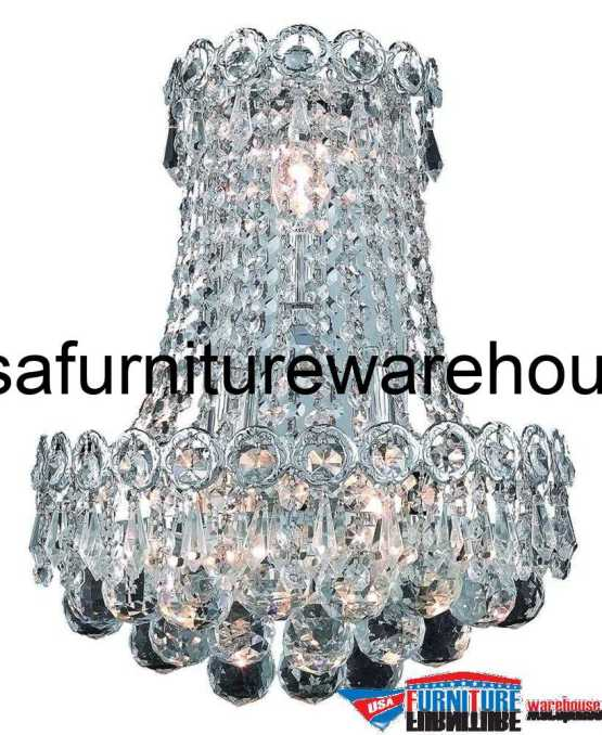 3 Lights Wall Sconce Chandelier 1901 Century Collection