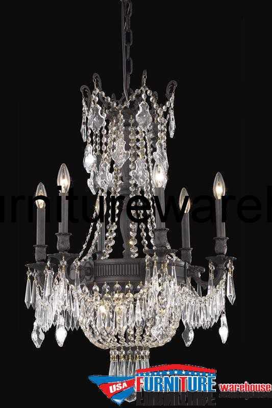 9 Lights Chandelier 9309 Esperanza Collection