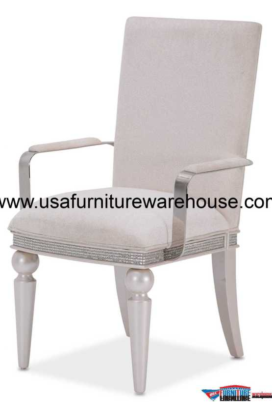 AICO Glimmering Heights Dining Arm Chair