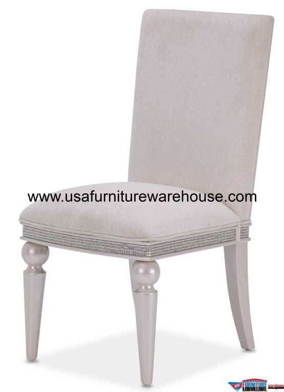 AICO Glimmering Heights Dining Side Chair
