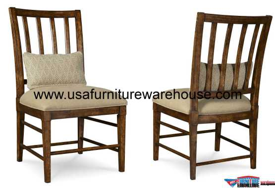 A.R.T Furniture Echo Park Slat-Back Dining Side Chair