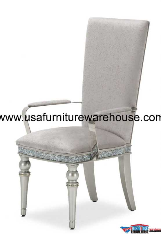 Aico Melrose Plaza Dining Arm Chair