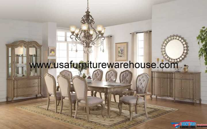 Acme Chelmsford Dining Set