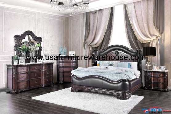 4 Piece Arcturus Bedroom Set