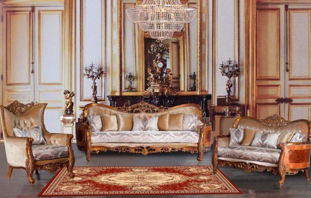 Maggiolini Sofa Set