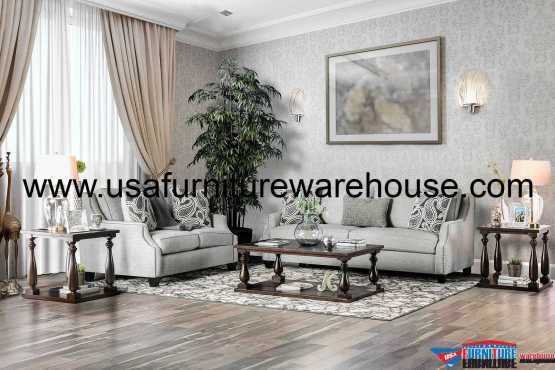2 Piece Madalyn Sofa Set