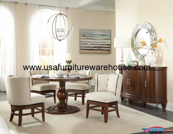 5 Piece Oratorio Dining Set