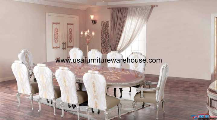 Bellagio Luxury Dining Set