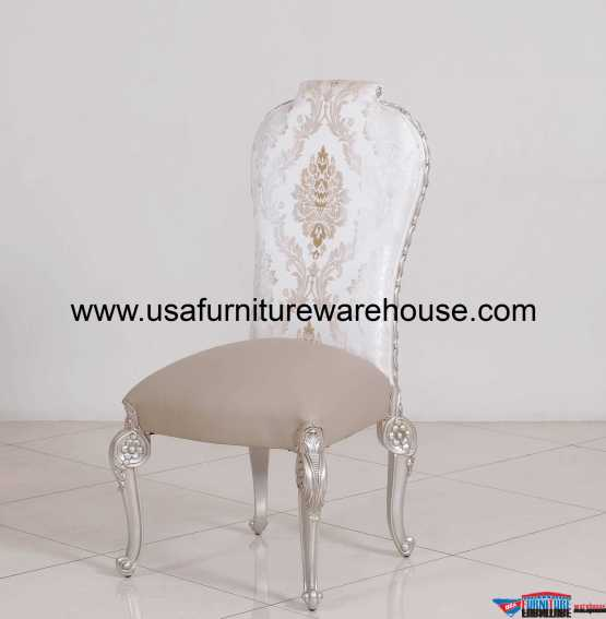 Bellagio Luxury Dining Side Chair