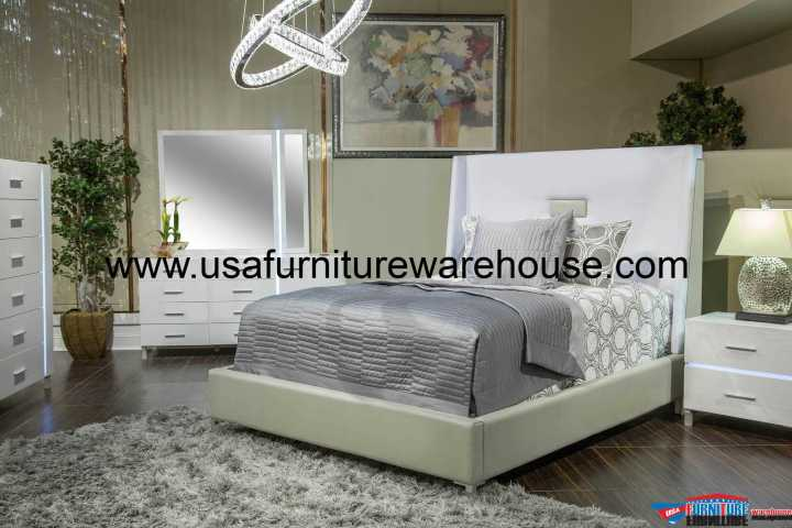 Lumiere Bedroom Set