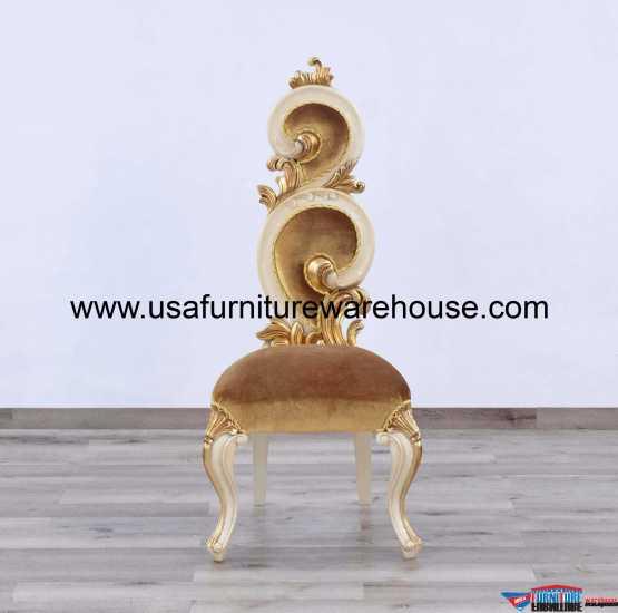Eternal Flame Accent Chair