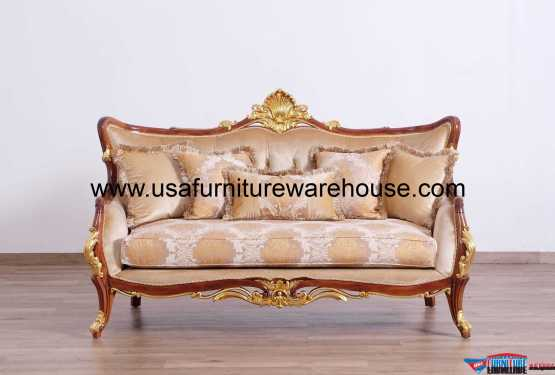 Veronica II Luxury Loveseat