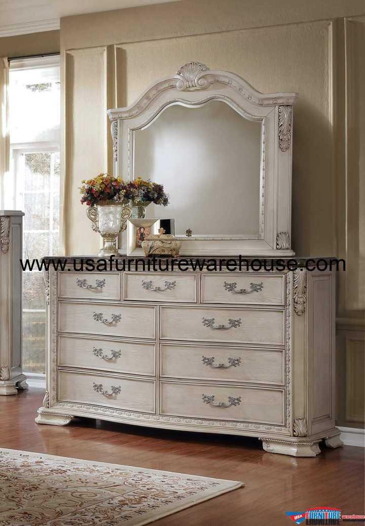 Florence 9 Drawer Dresser